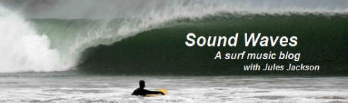 Sound Waves - a surf music blog