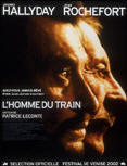 The French film 'L'Homme du train' ('The Man on the train')
