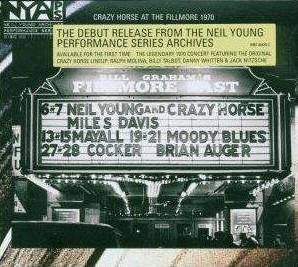 Neil Young & Crazy Horse at The Fillmore