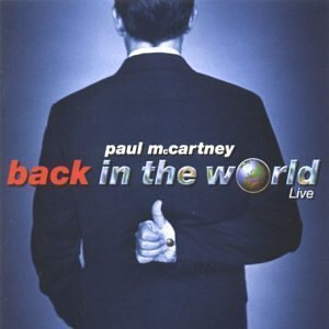 Paul McCartney Back in the Work Live