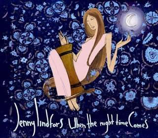 Jenny Lindfors 'When the Night Time Comes'