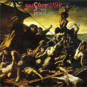 Pogues 'rum, sodomy and the lash'