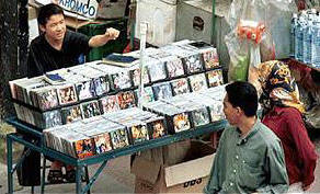 CD Piracy in China