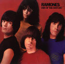 Cover of the Ramones 'End of the Century'