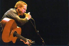 Damien Dempsey, photo by Andreas Terlaak [Terlaak@zonnet.nl]