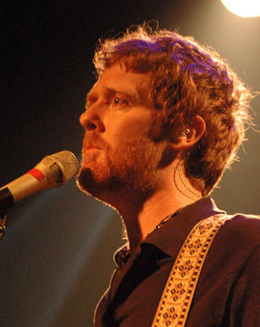 Glen Hansard of the Frames
