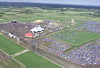 Bird's eye view of Witnness 2002
