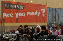 Witnness 2003 - were you ready?