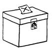 CLUAS Ballot Box