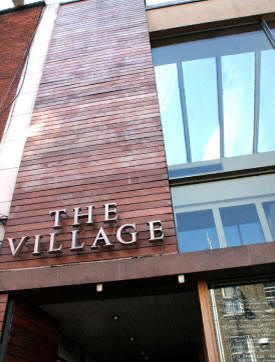The Village venue Dublin