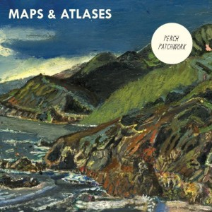 Maps & Atlases - Perch Patchwork