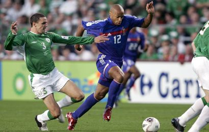 Ireland need to make home advantage count in the World Cup playoff with France